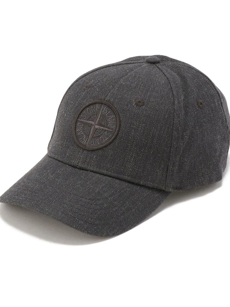 UNCUT BOUND メンズ 帽子/ヘア小物 アンカットバウンド  UNCUT BOUND STONEISLAND(ストーンアイランド)ウールキャップ アンカットバウンド 帽子/ヘア小物 帽子その他 グレー【送料無料】