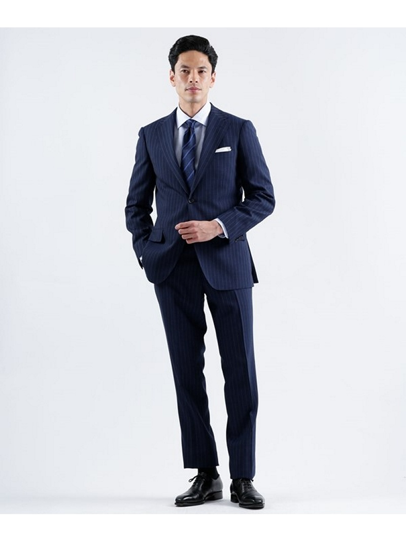 【SALE/70%OFF】nano・universe HIGH TWIST STRETCH SUIT ナノユニバース コート/ジャケット【RBA_S】【RBA_E】【送料無料】