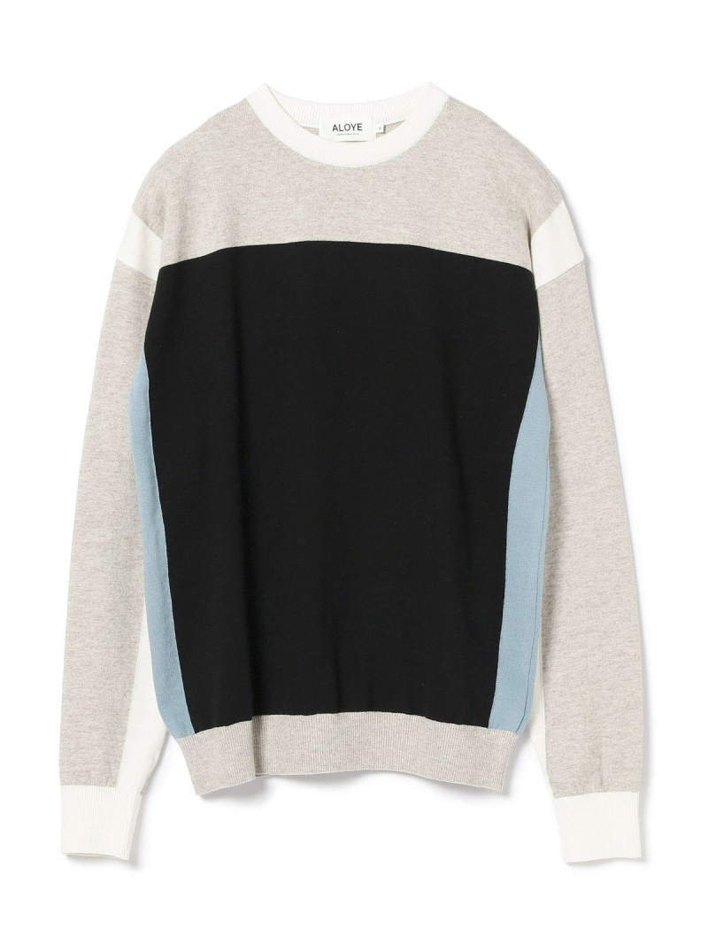 【SALE/30%OFF】BEAMS T ALOYE × G.F.G.S. / Long Sleeve Knit Tee ビームスT ニット【RBA_S】【RBA_E】【送料無料】