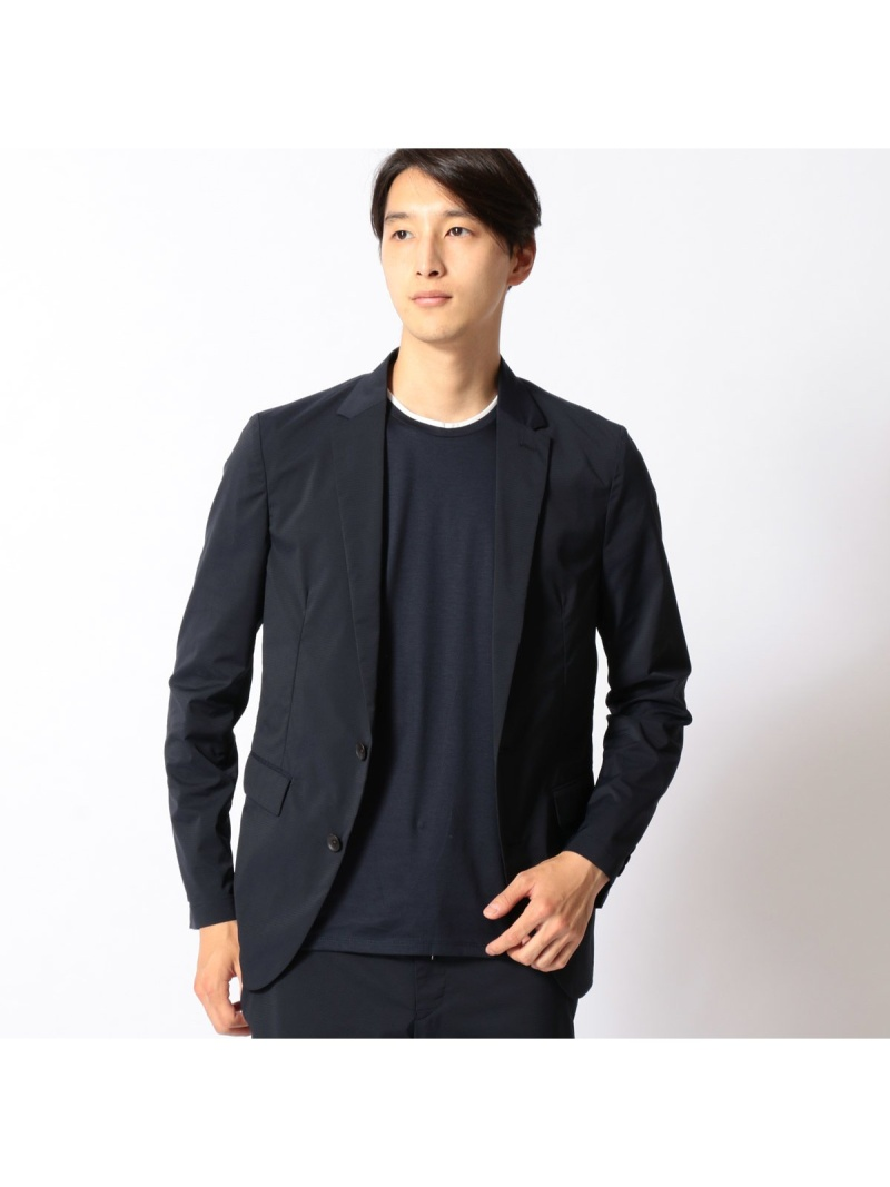 COMME CA MEN エアリータフタセットアップジャケット コムサメン コート/ジャケット【送料無料】