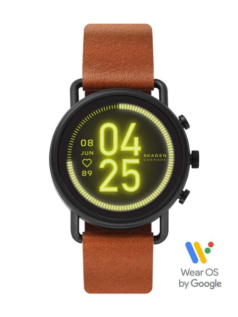【SALE/20%OFF】SKAGEN FALSTER 3 SKT5201 スカーゲン ファッショングッズ 腕時計 ブラウン【RBA_E】【送料無料】