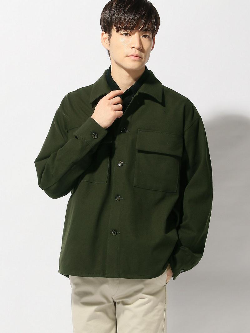 Johnbull Johnbull/(M)サーモライトシーピーオーシャツ ジョンブルプライベートラボ シャツ/ブラウス【送料無料】