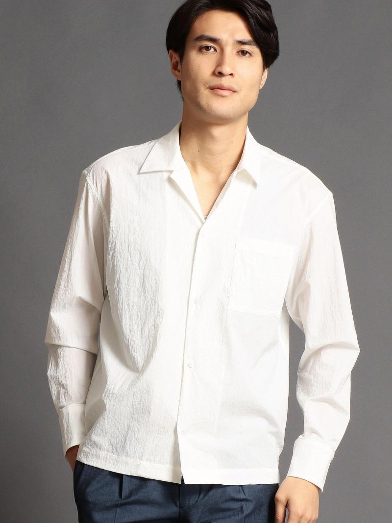 MONSIEUR NICOLE ワンナップカラーシャツ ニコル シャツ/ブラウス【送料無料】