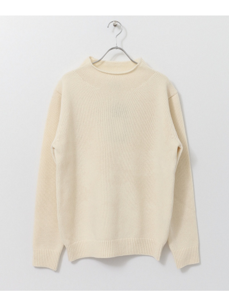 URBAN RESEARCH FREEMANS SPORTING CLUB JP ROLL NECK KNIT アーバンリサーチ ニット【送料無料】