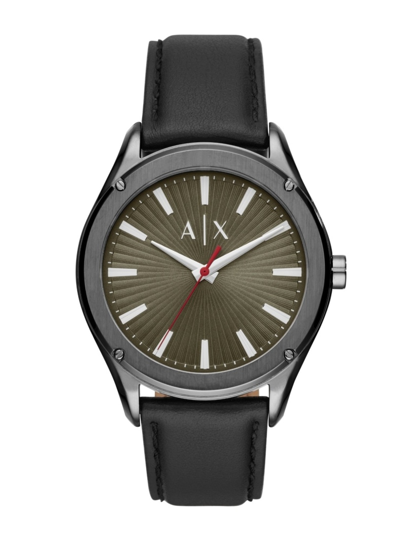 【SALE/30%OFF】A X ARMANI EXCHANGE A X ARMANI EXCHANGE/(M)FITZ_AX2806 ウォッチステーションインターナショナル ファッショングッズ 腕時計 グリーン【RBA_E】【送料無料】