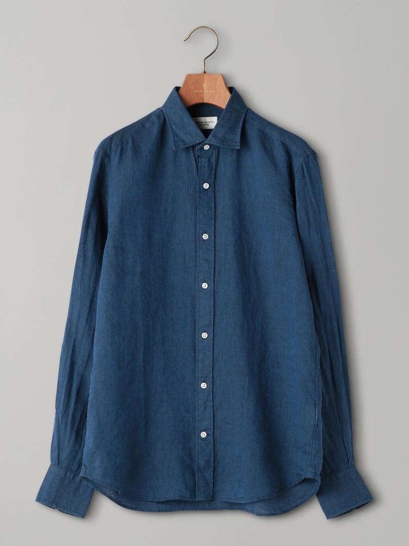 UNITED ARROWS <UNITED ARROWS> スモールワイド カラー シャツ ユナイテッドアローズ シャツ/ブラウス【送料無料】
