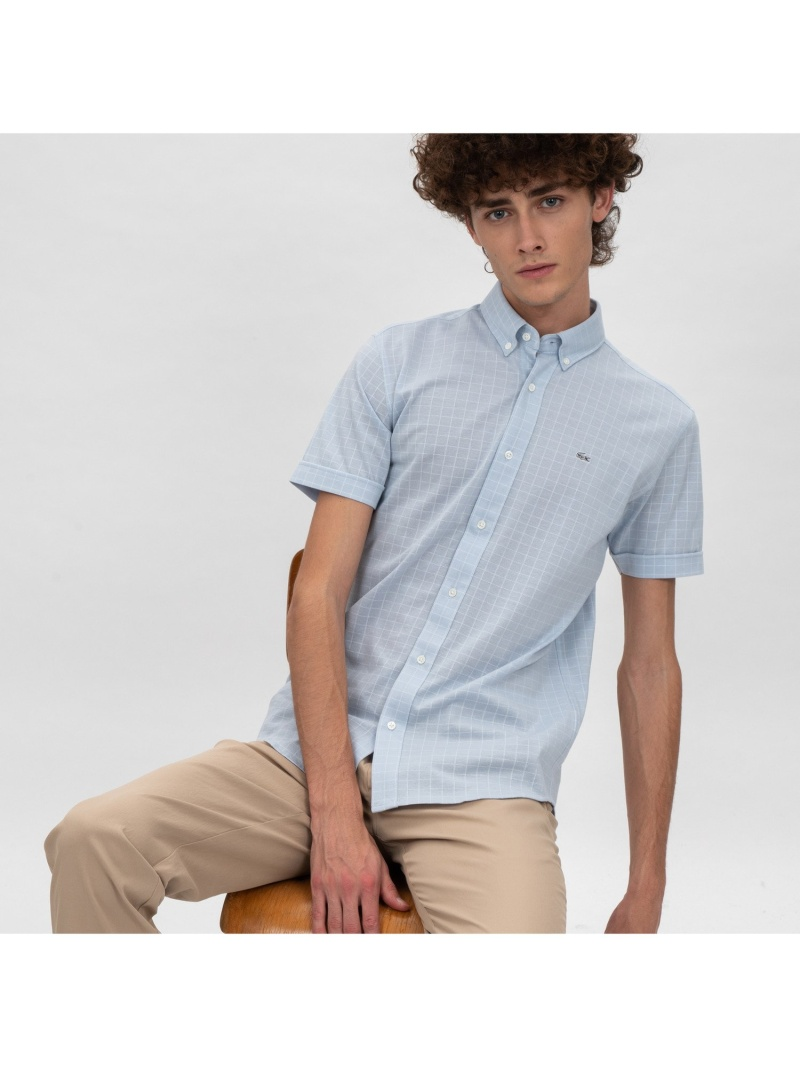 【SALE/30%OFF】LACOSTE (M)ウィンドウ・ペン ビズポロ ラコステ カットソー【RBA_S】【RBA_E】【送料無料】