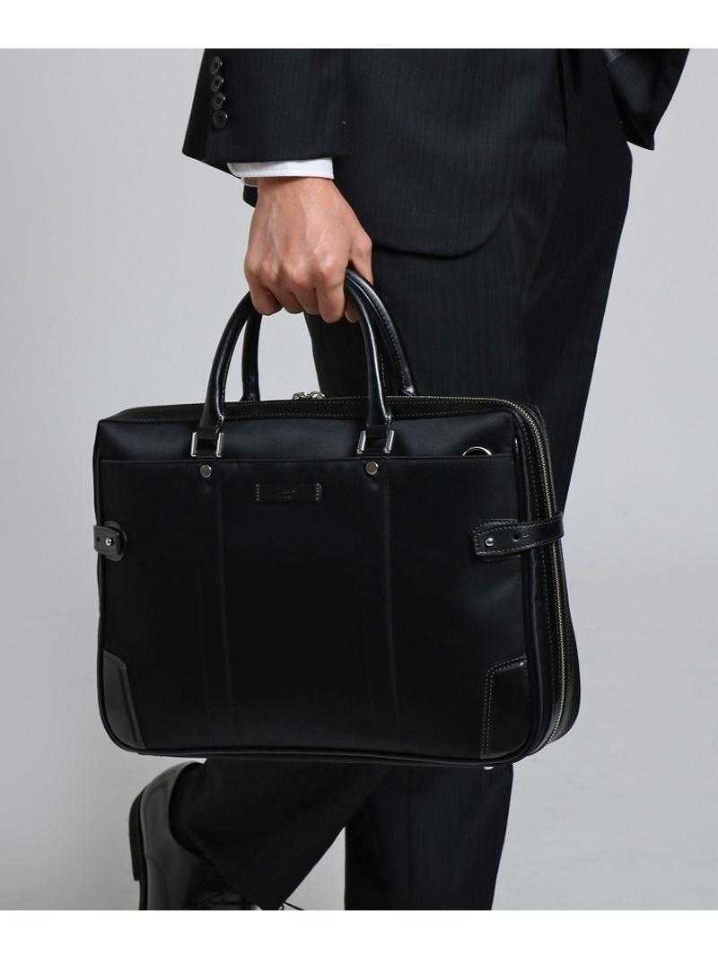 TAKEO KIKUCHI 【 WEB限定 】ビジネスブリーフバッグ[ メンズ ビジネスバッグ 就活 成人式 新社会人 ] タケオキクチ バッグ【送料無料】