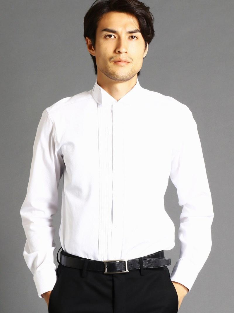 MONSIEUR MONSIEUR NICOLE NICOLE ウィングカラーシャツ ニコル シャツ/ブラウス【送料無料】, EIWA生活館:4e741186 --- officewill.xsrv.jp