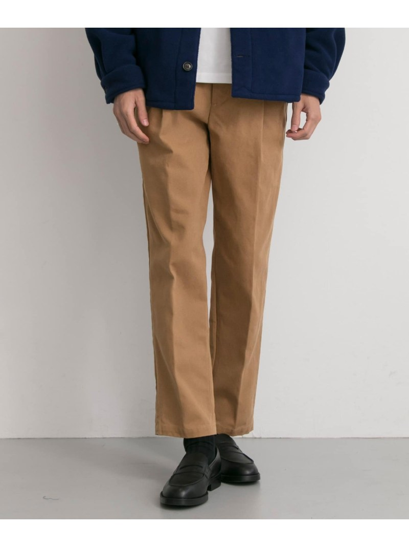 URBAN RESEARCH FREEMANS SPORTING CLUB JP US DUCK ONE TUCK PANTS アーバンリサーチ パンツ/ジーンズ【送料無料】