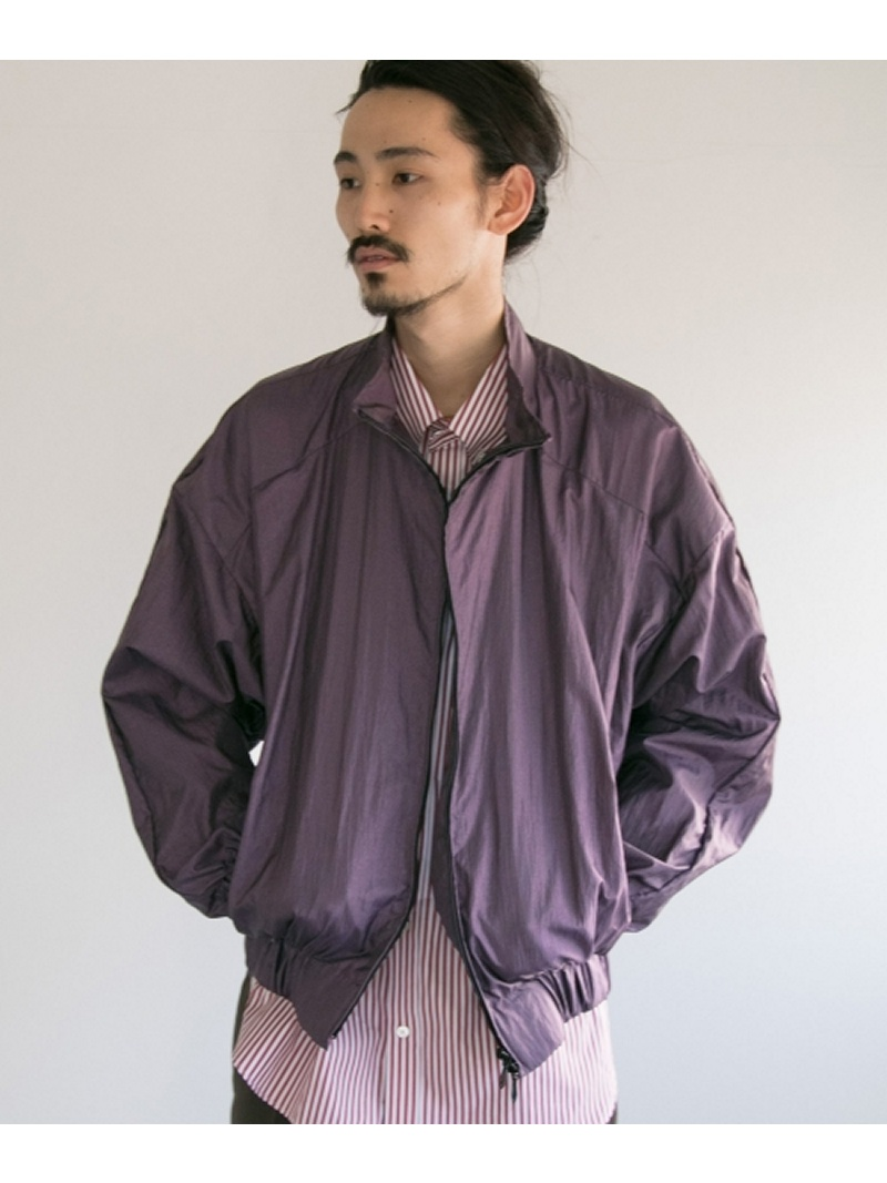 【SALE/50%OFF】URBAN RESEARCH COSEI OVERSIZED ZIP UP BLOUSON アーバンリサーチ コート/ジャケット【RBA_S】【RBA_E】【送料無料】