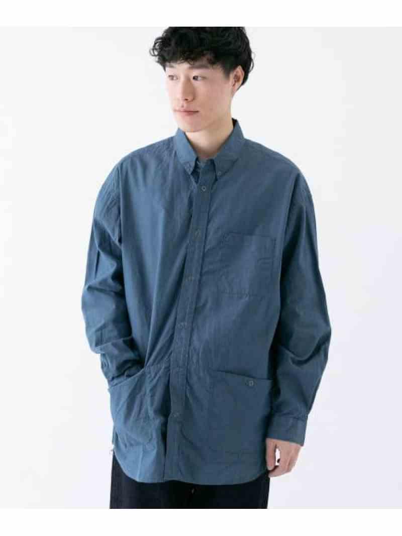 【在庫僅少】 WORK NOT WORK WORK WORK インディゴボタンダウンスナップシャツ ワーク・ノット・ワーク シャツ NOT/ブラウス シャツ/ブラウスその他 ネイビー【送料無料】:Rakuten Fashion Men, JACARANDA:8ea56de0 --- nagari.or.id