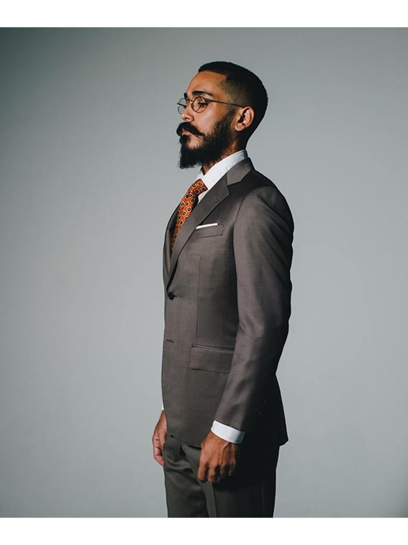 【SALE/30%OFF】J.PRESS MEN シャンブレー スーツ ジェイプレス ビジネス/フォーマル【RBA_S】【RBA_E】【送料無料】