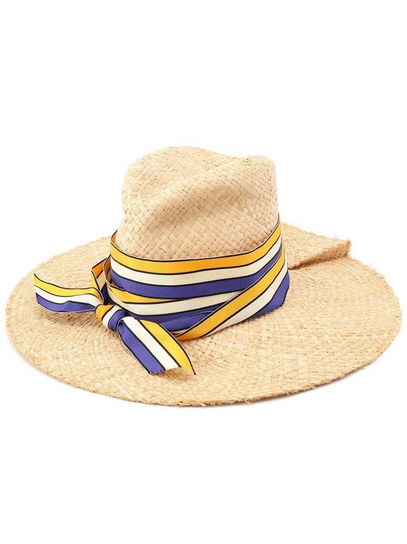 DRESSTERIOR(Ladies) Lola HATS STRIPE FIRST AID BIS ドレステリア 帽子/ヘア小物【送料無料】