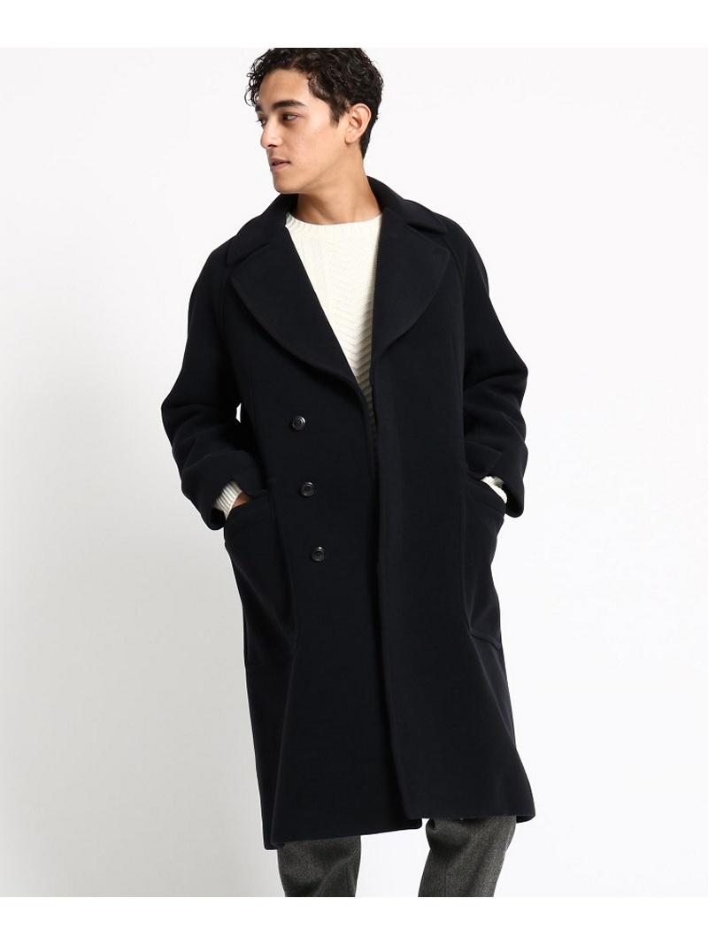 DRESSTERIOR(Men) パイルメルトンアルスターコート ドレステリア コート/ジャケット【送料無料】