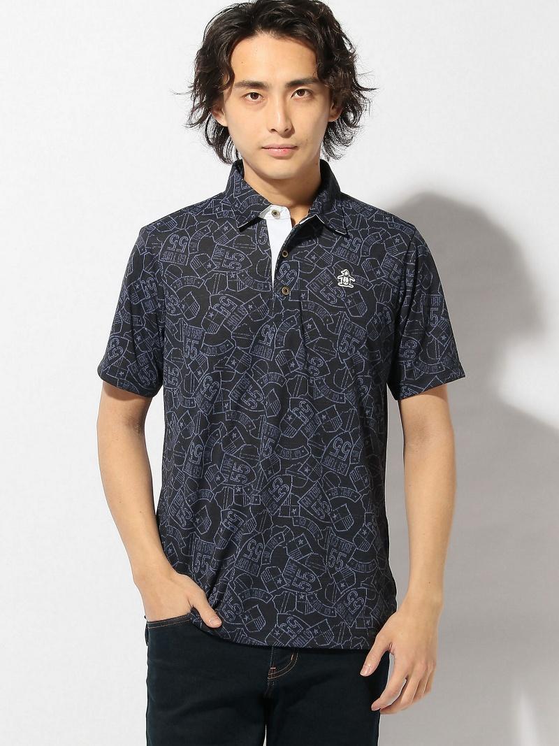 (M)半袖シャツ マンシングウェア シャツ/ブラウス【送料無料】