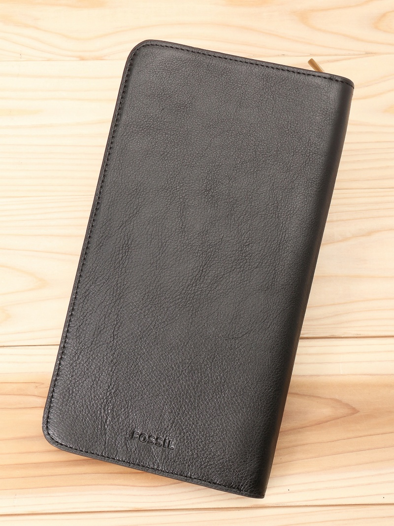 FOSSIL (M)PASSPORT CASE/MLG0334 フォッシル 財布/小物【送料無料】
