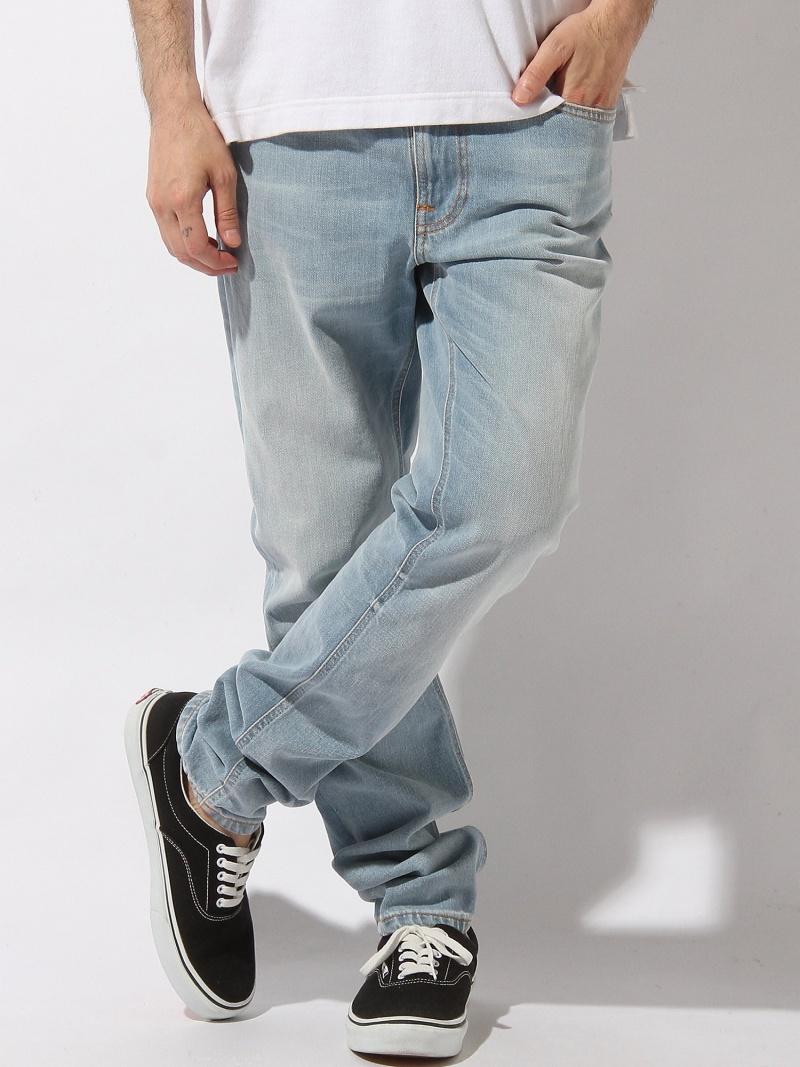 nudie jeans nudie jeans/(M)Lean Dean_スリムジーンズ ヌーディージーンズ / フランクリンアンドマーシャル パンツ/ジーンズ【送料無料】