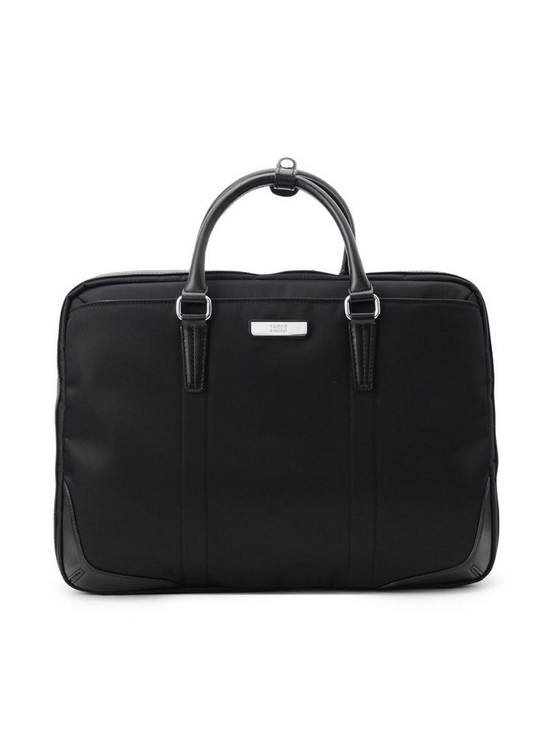 TAKEO KIKUCHI ベーシックナイロンビジネスバッグ [ メンズ バッグ ブリーフ ビジネス ] タケオキクチ バッグ【送料無料】