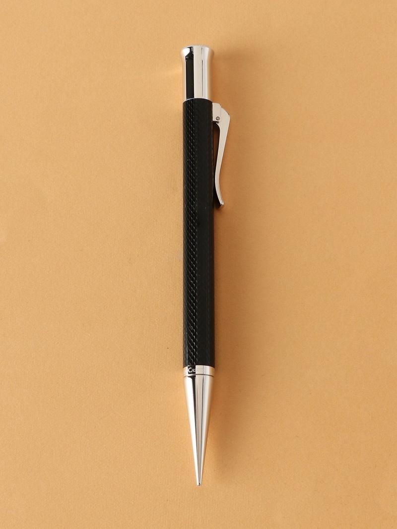 GRAF VON FABER-CASTELL ギロシェ ブラック ペンシル(0.7mm) グラフボンファーバーカステル 生活雑貨【送料無料】
