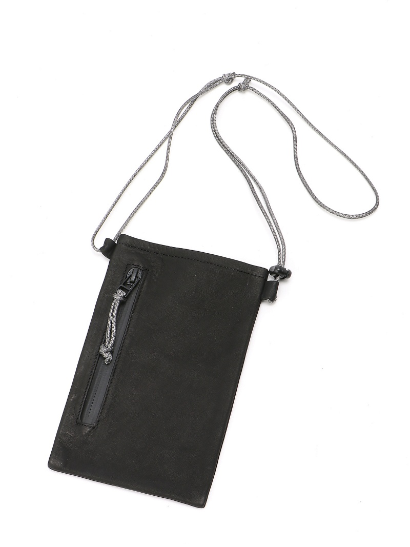 OUT LEATHER/(U)SACOCHE TYPE3 S ダマスキーナ バッグ【送料無料】
