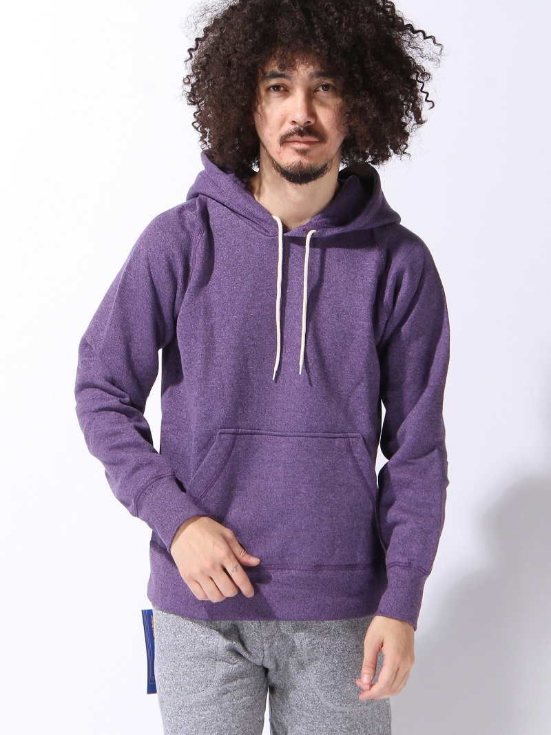 gym master canada (U)sweat raglan pull-over hooded ジムマスター カットソー【送料無料】