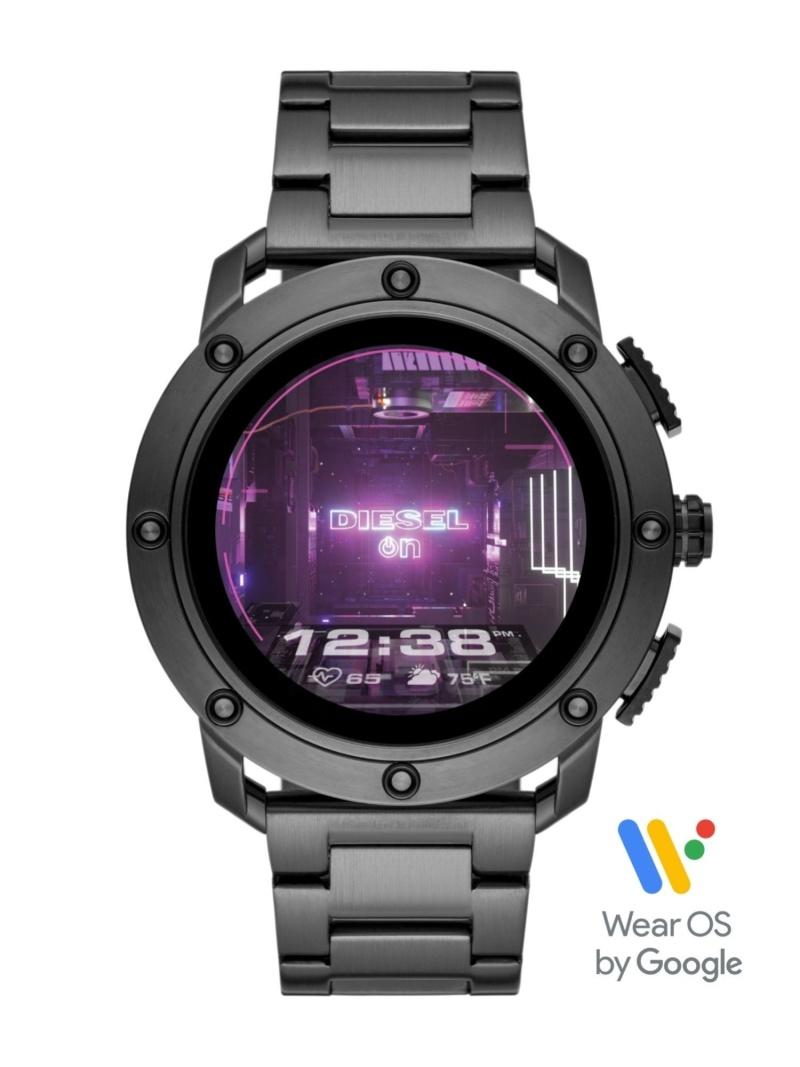 DIESEL 【タッチスクリーンスマートウォッチ】AXIAL ウォッチステーションインターナショナル ファッショングッズ 腕時計【送料無料】