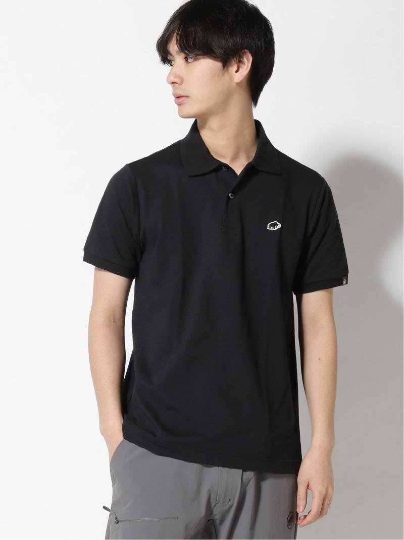 MAMMUT MAMMUT/(M)MATRIX Polo Shirt Men マムート カットソー ポロシャツ ブラック グリーン グレー ホワイト【送料無料】