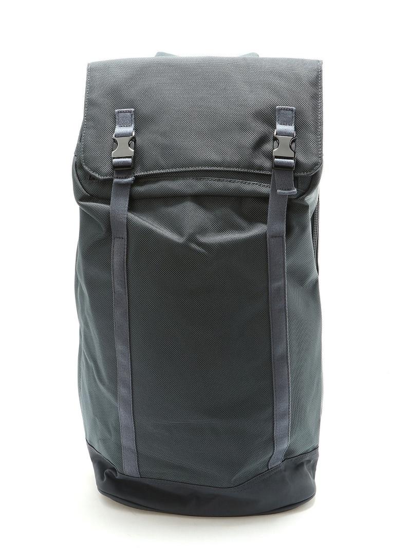C6 (U)C6(シーシックス)Slim Backpack Charcoal DURABLE NYLON[FMP03C149293] ノーティアム バッグ【RBA_S】【送料無料】