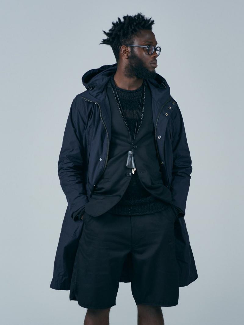 最も  【SALE/40%OFF】Name.*NYLON ネーム COAT HOOD COAT ネーム コート HOOD/ジャケット ハーフコート ネイビー【RBA_E】【送料無料】:Rakuten Fashion Men, 知立市:b8bcd97e --- nagari.or.id