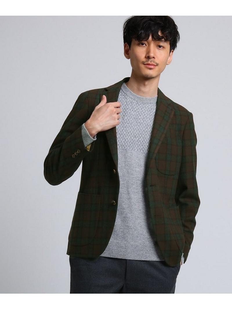 【SALE/30%OFF】TAKEO KIKUCHI Wチェックジャケット[ メンズ ジャケット チェック ] タケオキクチ コート/ジャケット【RBA_S】【RBA_E】【送料無料】