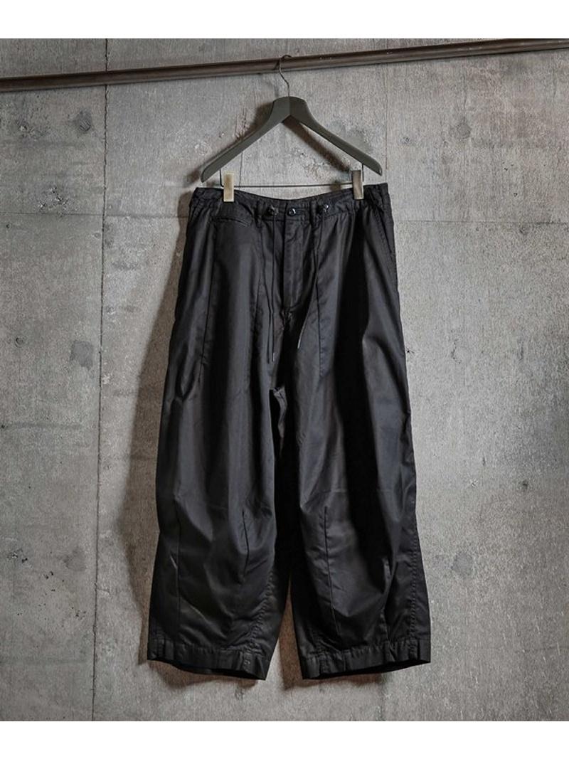 Needles 別注H.D. Pant - Military ナノユニバース パンツ/ジーンズ【送料無料】