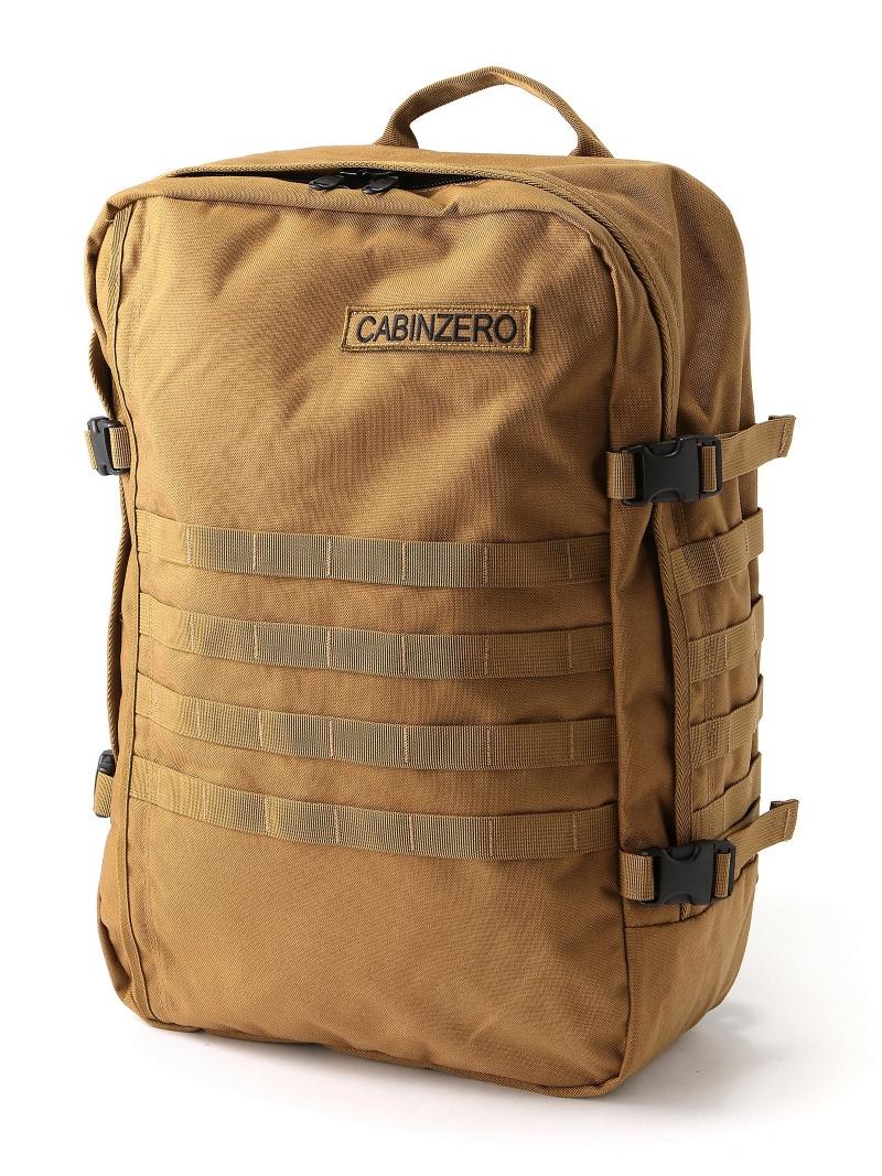 sleek latest good looking CABIN ZERO CABIN ZERO/(U)MILITARY 44L yeast pack / cabin zero bag