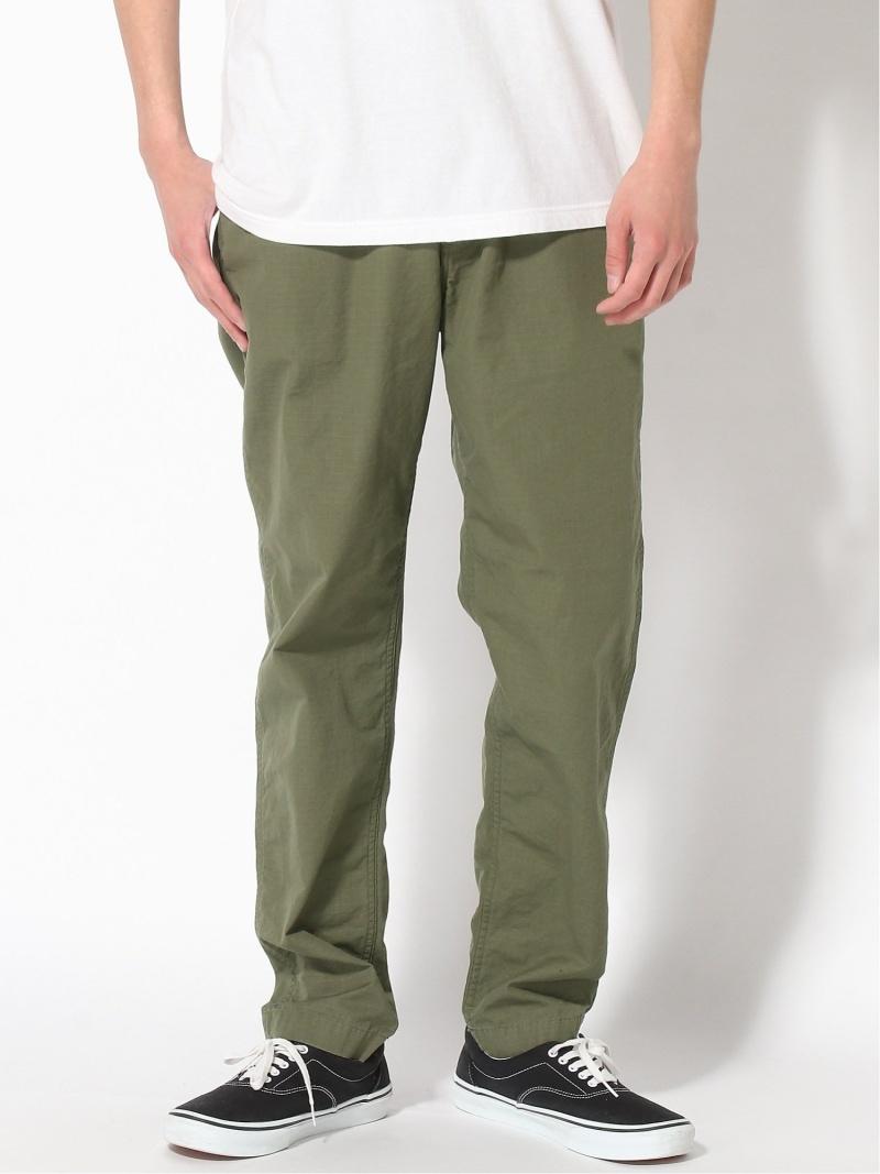BEAMS MEN orslow / New Yorker Pants ビームス メン パンツ/ジーンズ フルレングス カーキ【送料無料】