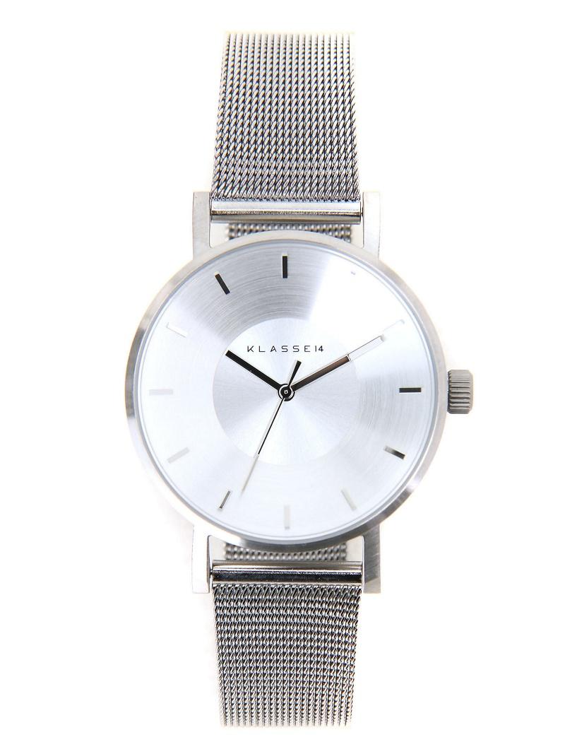 BEAMS MEN KLASSE14 / Volare MESH・SILVER ビームス メン ファッショングッズ 腕時計 シルバー【送料無料】