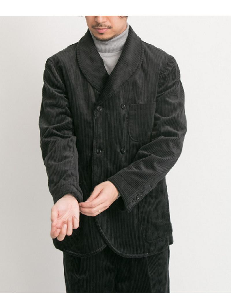 【SALE/30%OFF】URBAN RESEARCH FSC JP CORDUROY D BREASTED JACKET アーバンリサーチ コート/ジャケット【RBA_S】【RBA_E】【送料無料】