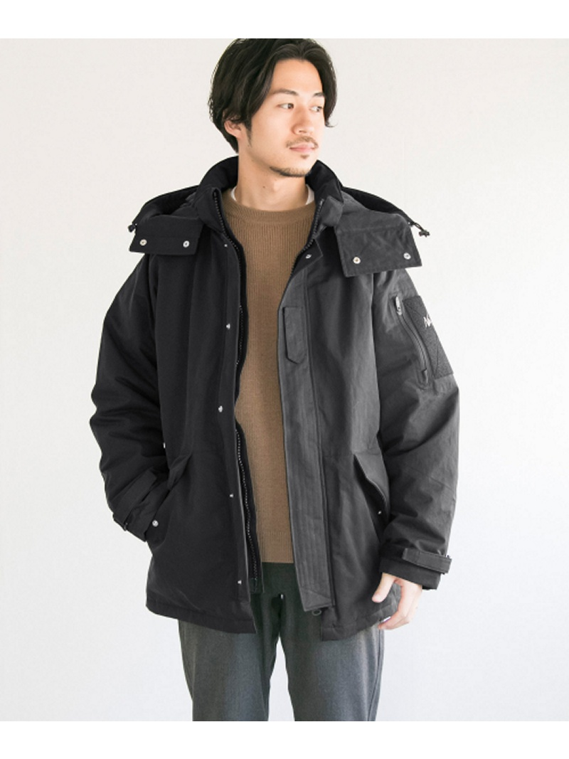 URBAN RESEARCH MANUAL ALPHABET×NANGA M/A ECWCS DOWN PARKA アーバンリサーチ コート/ジャケット【送料無料】