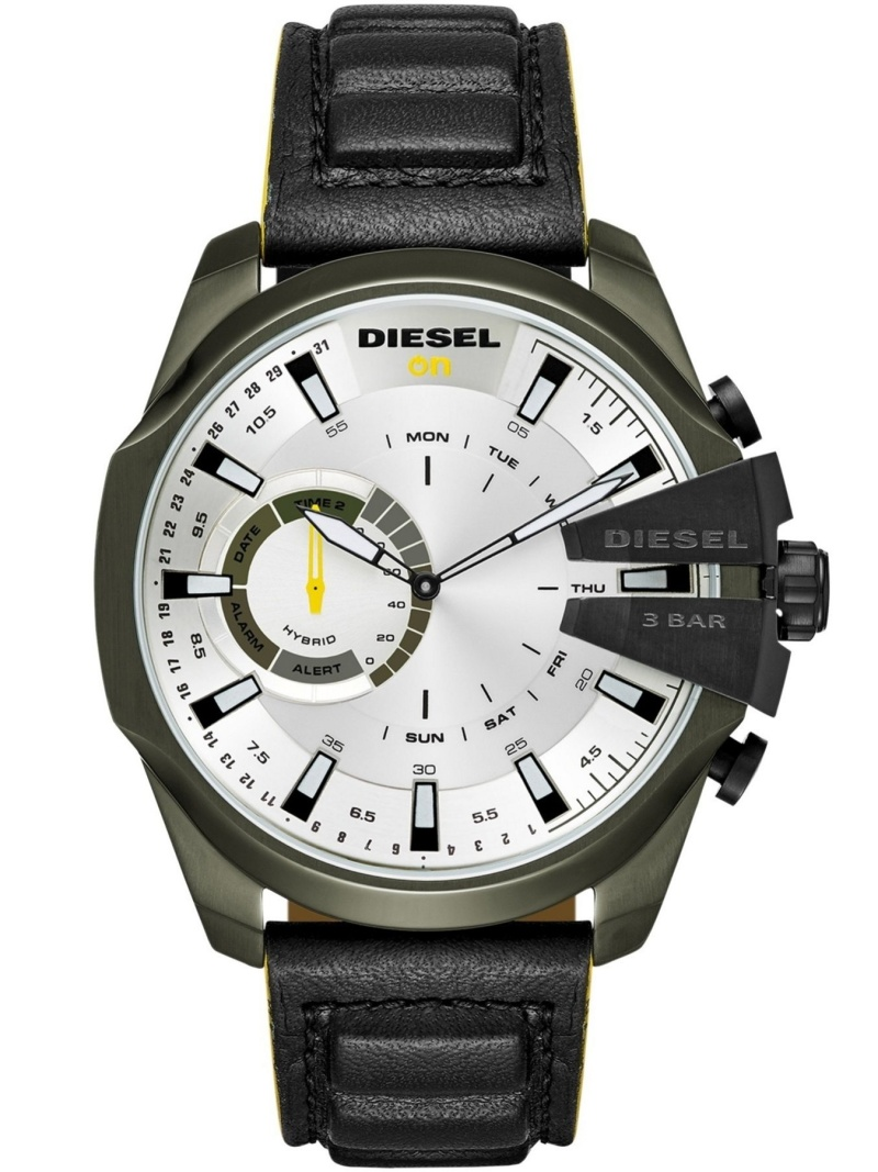DIESEL (M)MEGA CHIEF HYBRID/DZT1012 ウォッチステーションインターナショナル ファッショングッズ【送料無料】