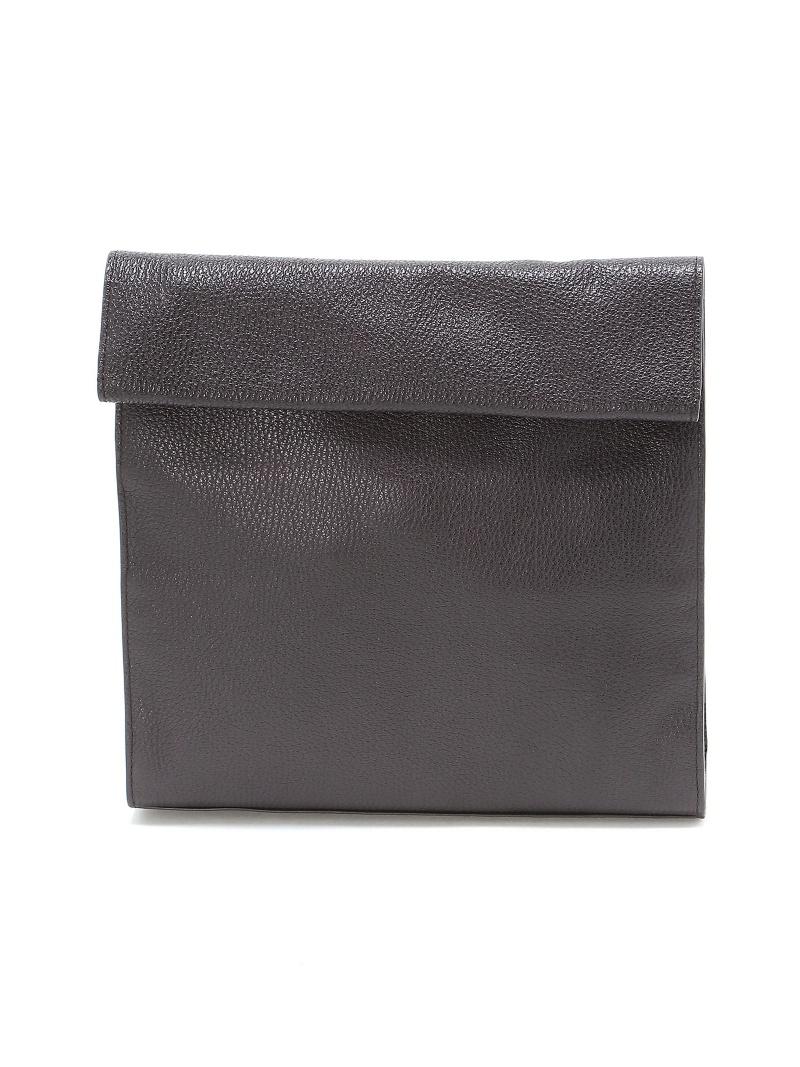 GALLERIANT/(M)紙袋形クラッチバッグ ガレリアント バッグ【送料無料】