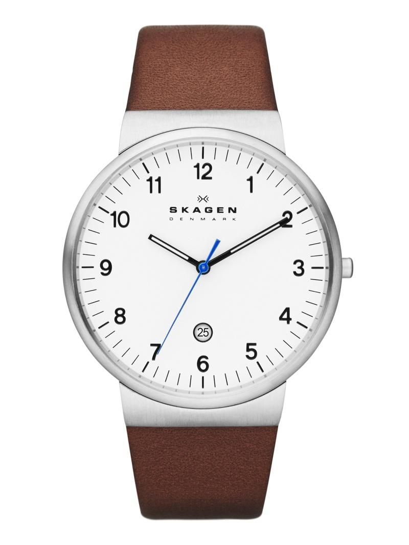 【SALE/30%OFF】SKAGEN (M)ANCHER/SKW6082 スカーゲン ファッショングッズ 腕時計 ホワイト【RBA_E】【送料無料】