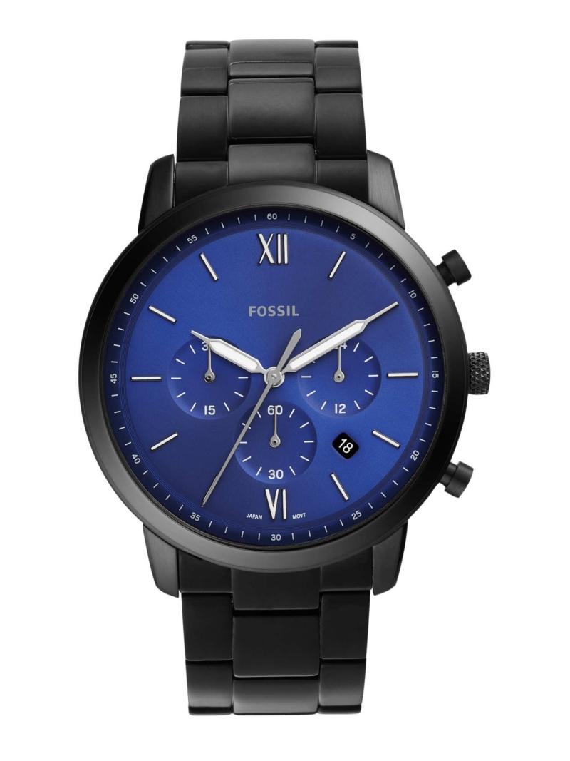 FOSSIL FOSSIL/(M)NEUTRA CHRONO_FS5698 フォッシル ファッショングッズ 腕時計 ブルー【送料無料】