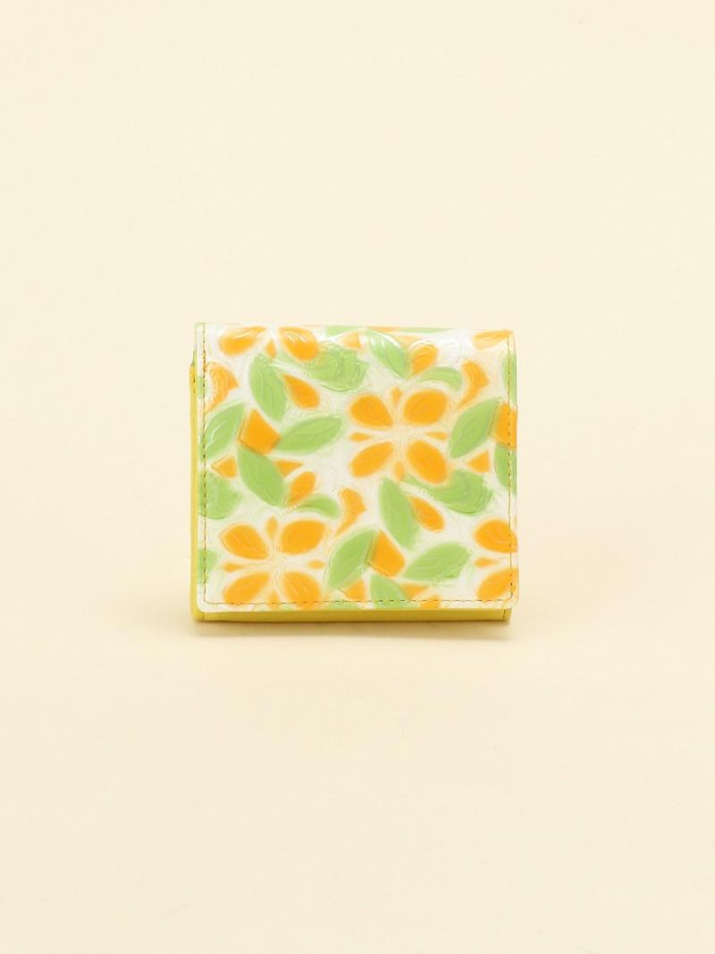 PRAIRIE GINZA/GOLD PFEIL プリムラ_NPL4412 プレリー 財布/小物 財布 オレンジ ピンク ブルー【送料無料】