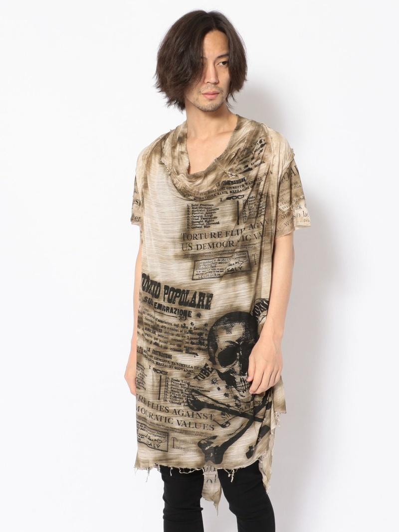 ROYAL FLASH TT/ティーティー/PiratesSSTEE ロイヤルフラッシュ カットソー Tシャツ ホワイト【送料無料】
