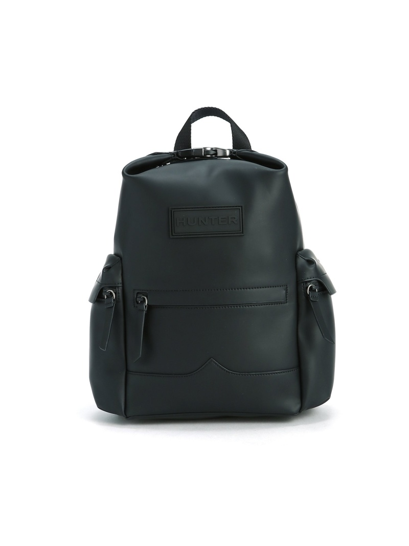 (W)ORG M TOPCLIP BACKPACK RUB LTH ハンター バッグ【送料無料】