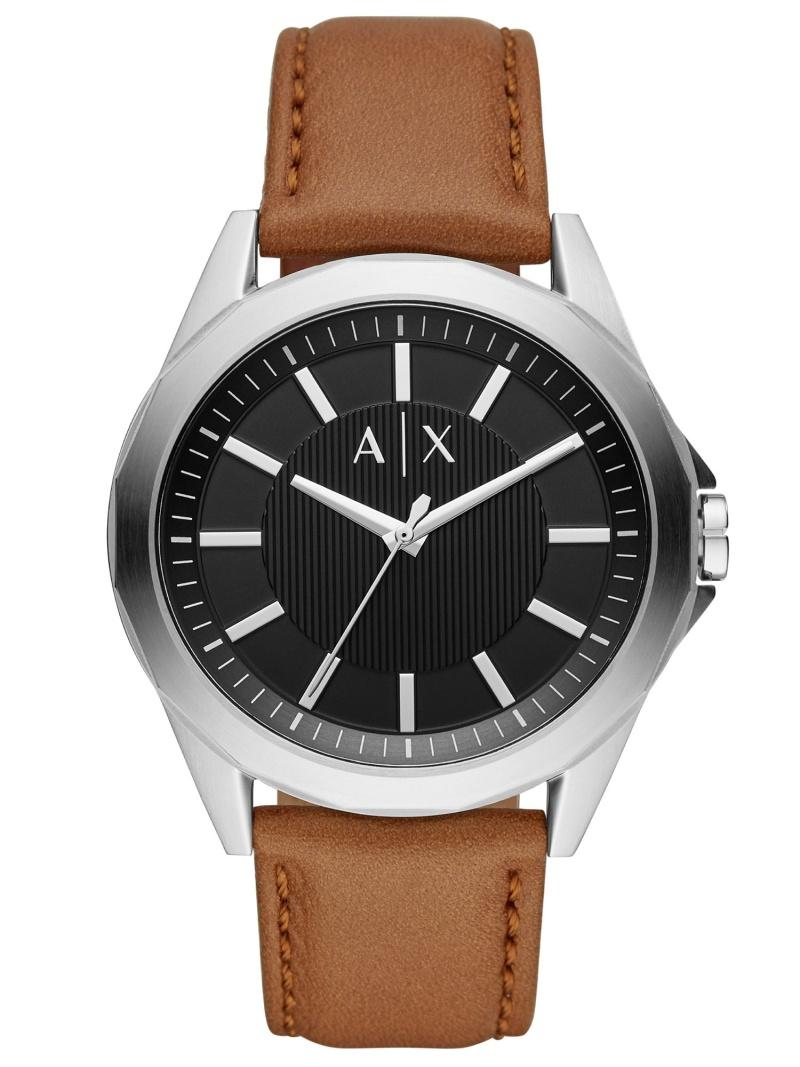 【SALE/30%OFF】A X ARMANI EXCHANGE A X ARMANI EXCHANGE/(M)DREXLER_AX2635 ウォッチステーションインターナショナル ファッショングッズ 腕時計 ブラック【RBA_E】【送料無料】