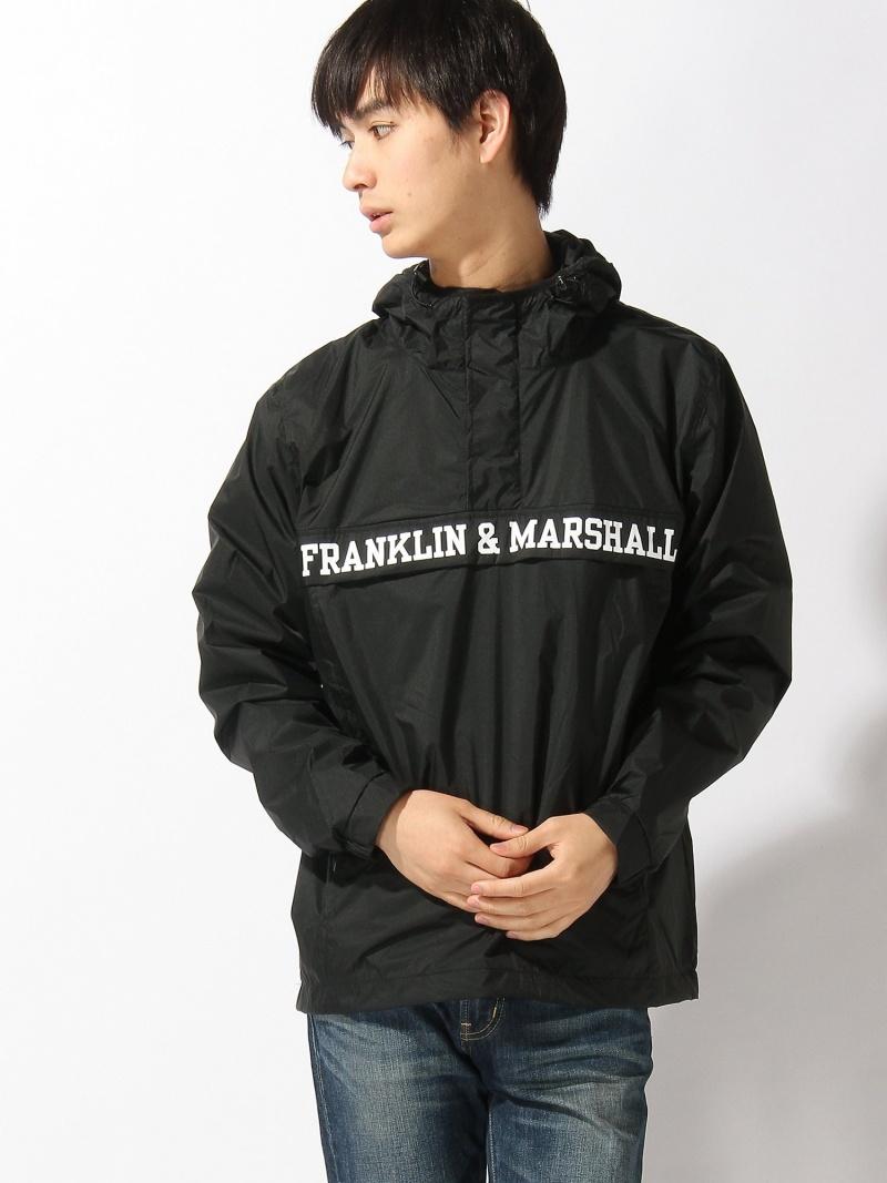 FRANKLIN&MARSHALL FRANKLIN&MARSHALL/(M)ナイロンプルパーカー ヌーディージーンズ / フランクリンアンドマーシャル コート/ジャケット【送料無料】