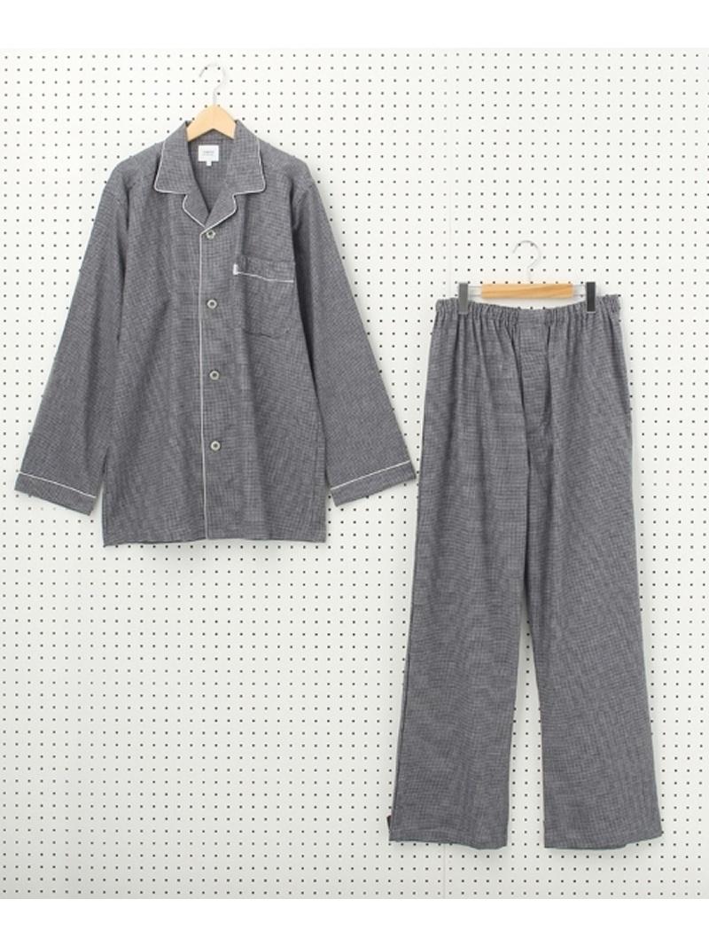 TAKEO KIKUCHI パイピングパジャマセット タケオキクチ インナー/ナイトウェア【送料無料】