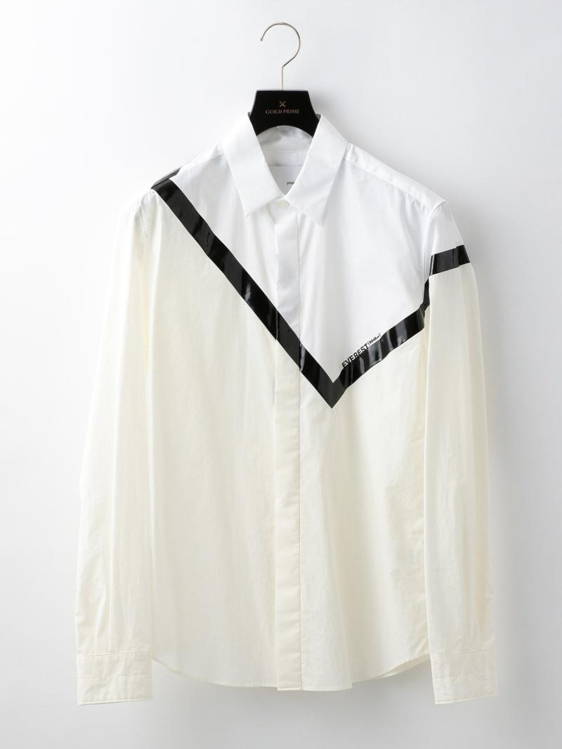 GUILD PRIME MENS ソリッドバンダナシャツ YKF18204 ギルドプライム シャツ/ブラウス【送料無料】