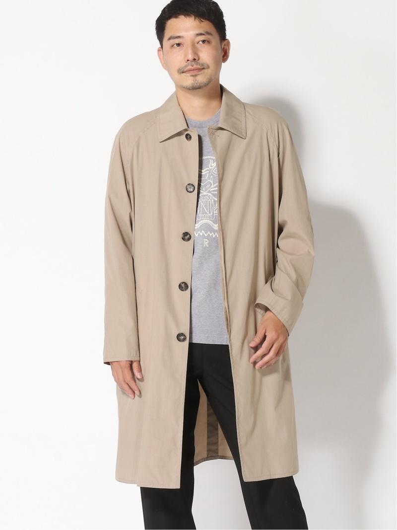 【SALE/50%OFF】KENZO (M)Light Cotton Poplin Single Coat ケンゾー コート/ジャケット ステンカラーコート【RBA_E】【送料無料】