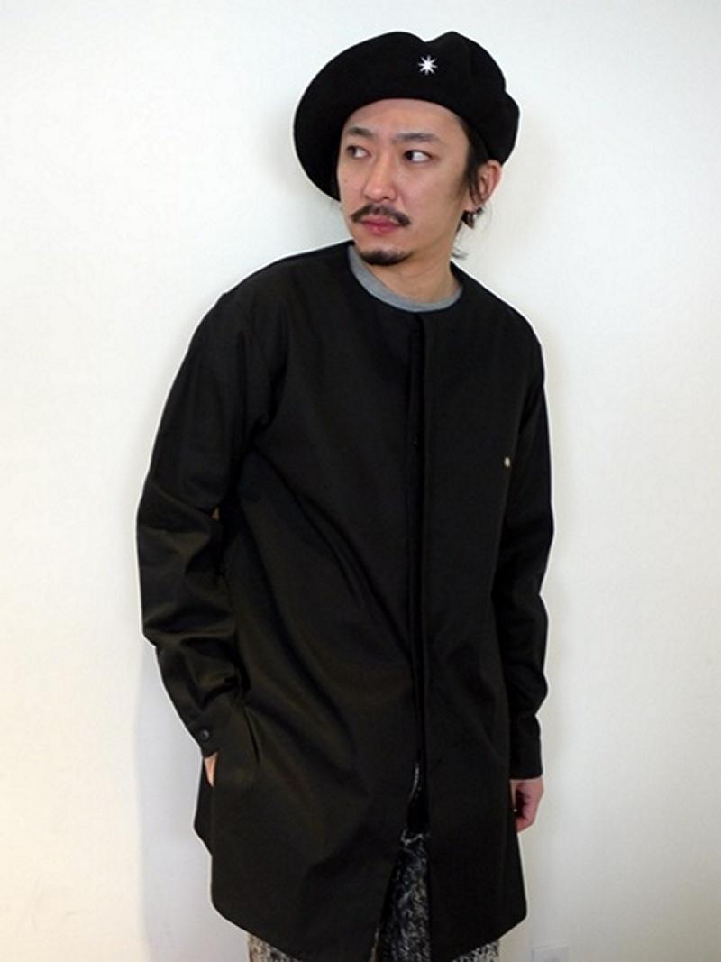 GDC COLLARLESS SLIT SHIRT JKT ジーディーシー コート/ジャケット【送料無料】